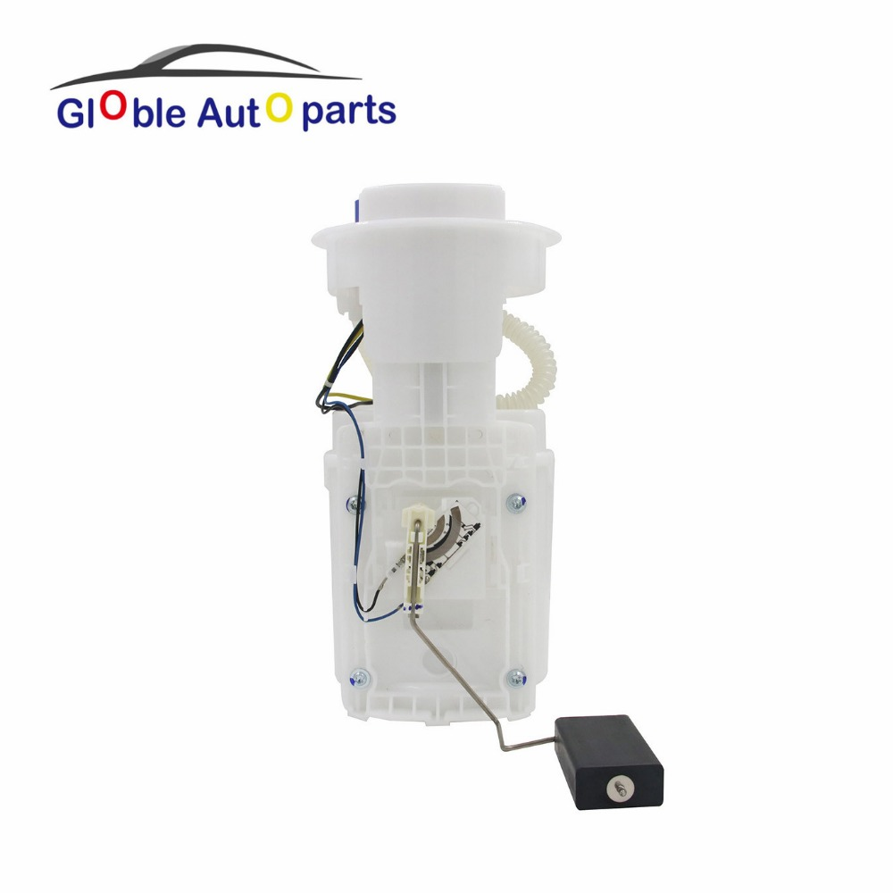 Electric Intank Fuel Pump Module Assembly For VW Golf 99-06 Jetta 99-04 Beetle 99-05 1.8L 2.0L 2.5L 2.8L MK4 E8424M E10297M free shipping original 0258007227 17014 0258007351 0258007057 fits for 99 05 vw jetta 1 8l l4 oxygen sensor front upstream