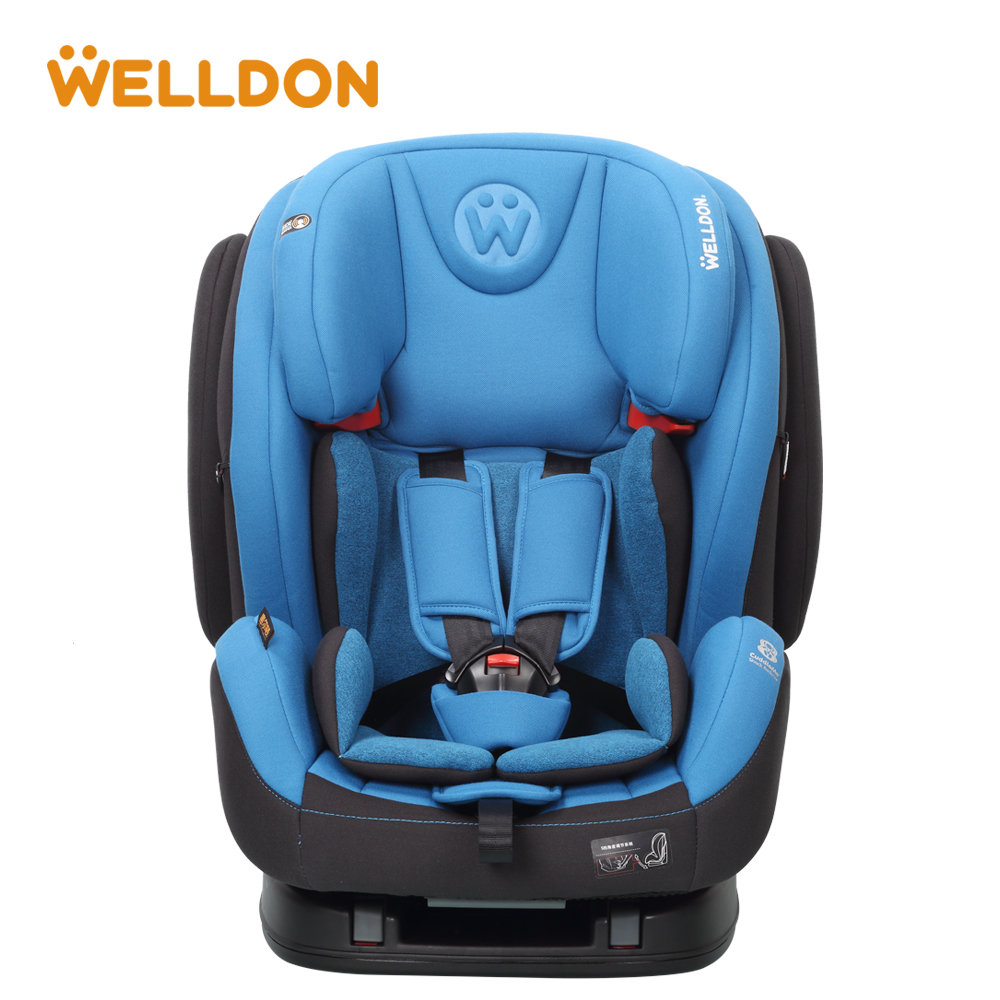 Welldon Child Car Safety Child Safety 9 Months - 12 Years Old Baby Car Safety Seat Head Protection 3C ECE Certification 3 color baby kid car seat child safety car seat children safety car seat for 9 months 12 year old 3c certification