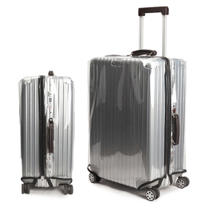 """Image 5 - Thicken PVC Luggage Cover Transparent Suitcase Covers with Zipper Free Dismantling Clear Luggage Protector Cover 22""""24""""26""""28""""30"""""""