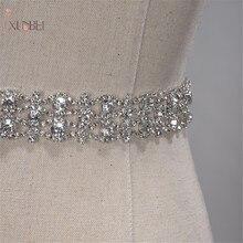 Стразы ручной работы, пояс для свадебного платья с кристаллами, свадебный пояс, лента для талии, атласная лента, золотые, серебряные свадебные аксессуары, новинка