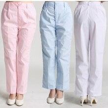 Men Women Medical Clothes Nursing Clinic Tops / Pants Short Sleeve Surgical Scrubs Tops / Trousers Hospital Uniform