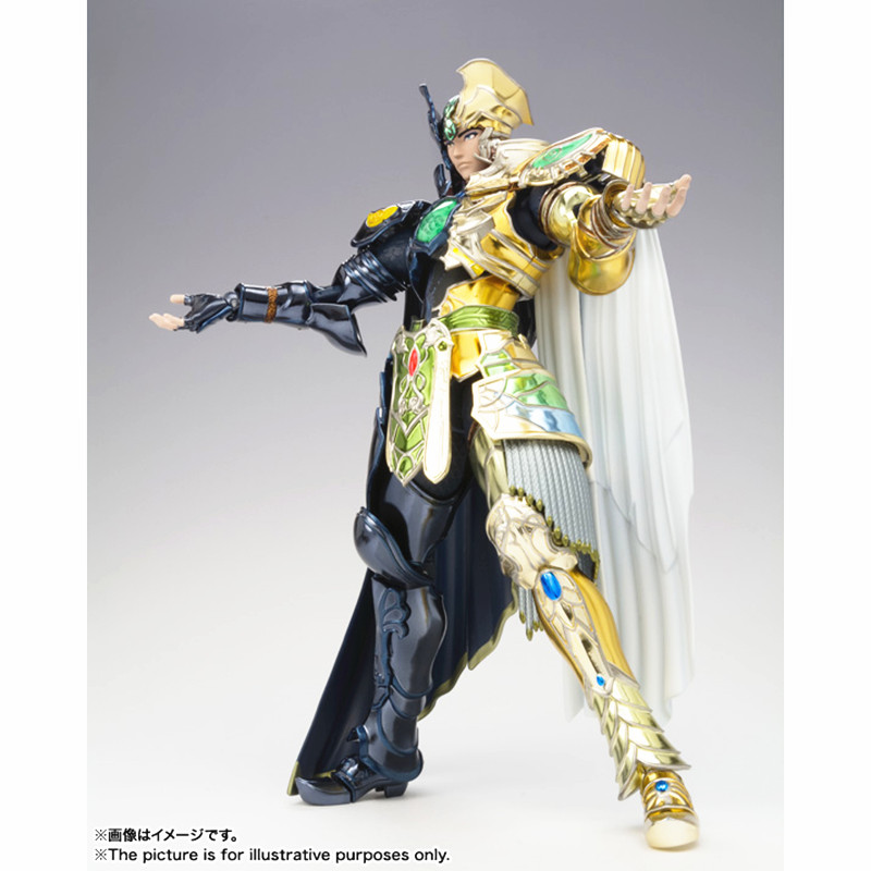 Original Soul Of Gold Gemini saga kanon cloth myth Saint Seiya Metal Armor Myth Cloth Action Figure Collection Toys saint seiya legend of sanctuary saga cosplay costume