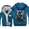 Горячая Дэрил Диксон Толстовки Толстовка Мужчины Мужская Верхняя Одежда Световой Случайный Мужчина Куртки С Капюшоном Плащ Платок Теплый The Walking Dead