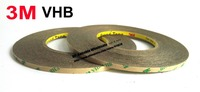 0 25mm Thick 5mm 33M Strong 3M VHB Double Adhesive Transfer Tape For Metal Glass Acrylic