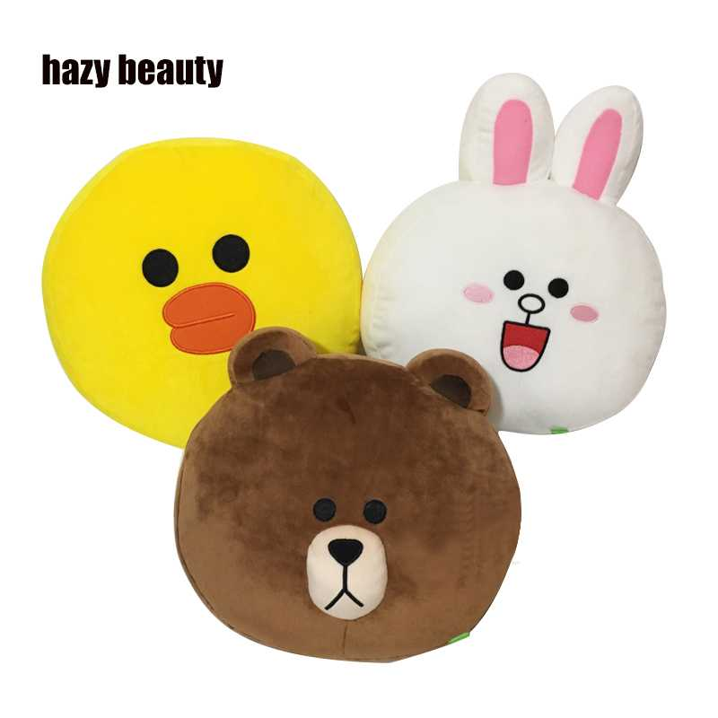 30CM ty beanie boos panda brown bear Friends Cony SALLY Plush Doll Toys