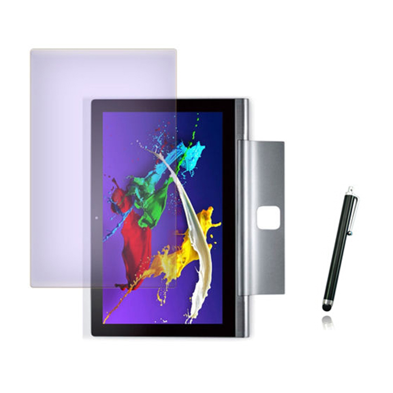 Anti Glare Matted Screen Protector Films Protective Matte Film Guards 1x Stylus For Lenovo Yoga Tablet