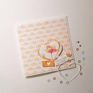 Image 5 - Piggy craft wykrojniki do metalu cut foremka szablon w kształcie serca tamborek papier do notatnika nóż do rękodzieła formy podkładki chroniące przed uderzeniami ostrzy umiera