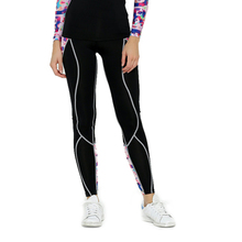 2016 Life on Track Top quality professioanl women sports running tights pants Female Sports Elastic Fitness Running Trousers