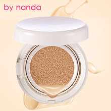 By Nanda BB Foundation Cream Face Skin Liquid Cream Primer Base Makeup Concealer Face Cream Moisturizing Sunscree Makeup