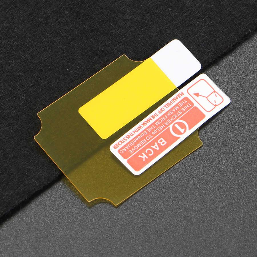 2 piezas de hidrogel de película Protector de pantalla para Apple iWatch reloj de 38 40 42 44mm de la cubierta completa de protección para iWatch serie 4 3 2 1