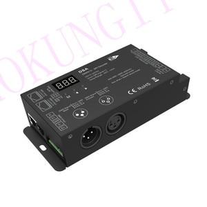 Image 1 - 1024 נקודות DMX לspi ממיר DSA מלא צבע LED רצועת מפענח הנדסת מפענח DMX SPI singnal מפענח תמיכה WS2811 2812