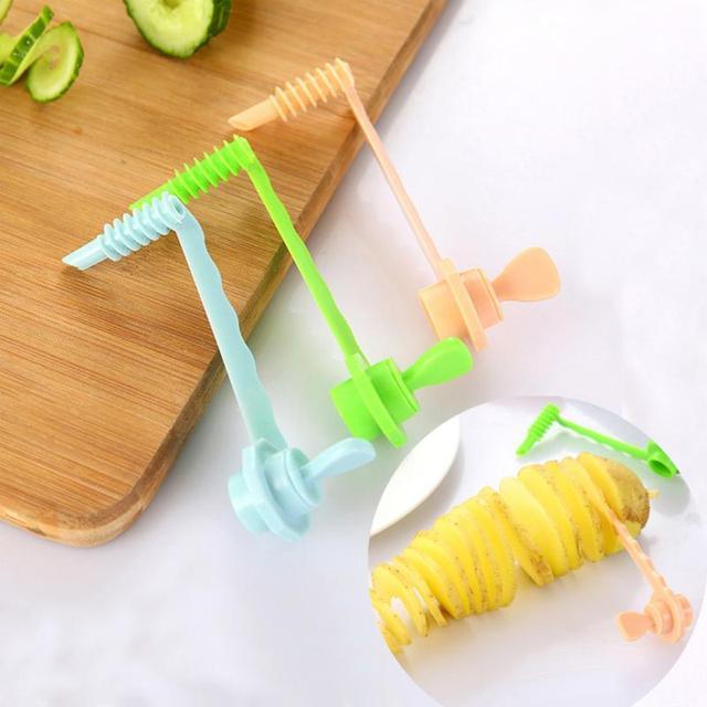 Decorative Spiral Vegetables Slicer