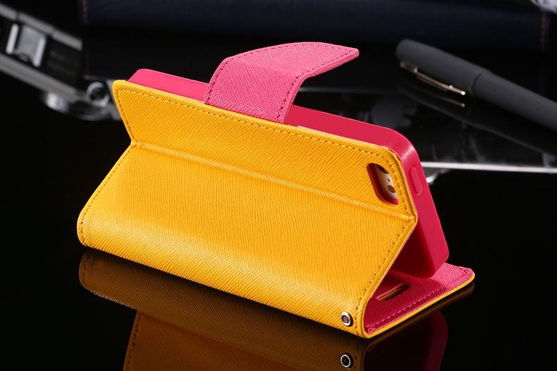 Kisscase dla iphone 4s przypadki nowy hit kolor skóry ultra odwróć case dla iphone 4 4s 4g wizytownik stań pokrywy torby telefon komórkowy 21