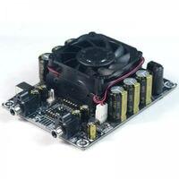 Assembled Class D STA508 Amplifier T AMP technology high power stereo 2x100W AMP