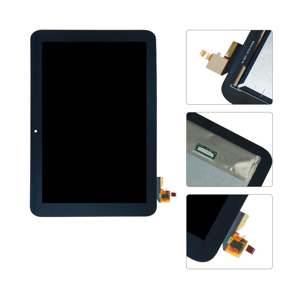 For Verizon Wireless Ellipsis 10'' QTAIR7 LCD Display Screen Touch Assembly free shipping for verizon 10 qtair7 ellipsis 10 touch screen digitizer lcd display assembly replacement