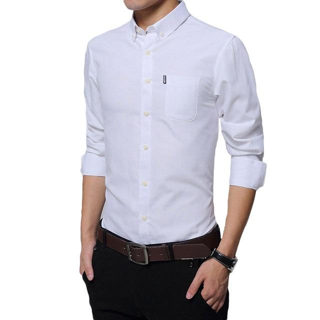 18b56bbc998 2018 новые мужские Рубашки домашние муж. рубашка с длинными рукавами Мужская  одежда Рубашки для мальчиков