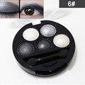Natural Five Eyeshadow Pallet Glitter Shimmer Metallic Brighten Eye Shadow Pallet Beauty Cosmetics Makeup Eye Base Makeup