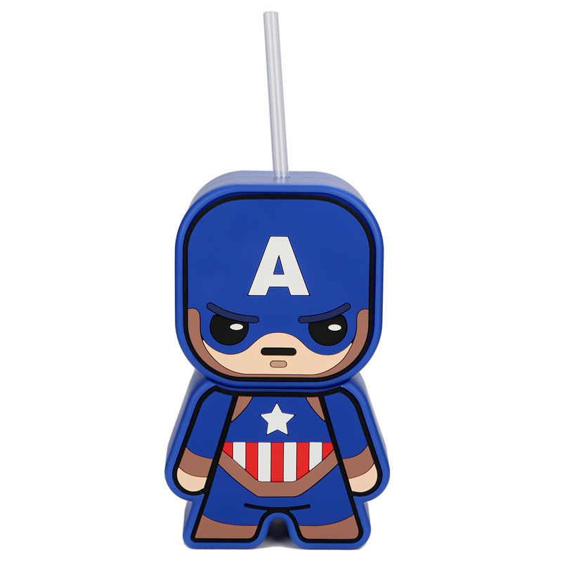 Чашка для попкорна Мстители 4 эндигра Защитная фигурка железного человека Капитан Америка Кола CupToys подарок для детей и взрослых Коллекция