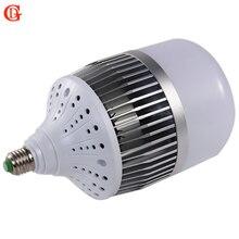 GD 30W 50W 80W 100W 150W LED Light Bulb E27 E40 Base LED Highbay Bulb 220V 230V LED Bulb Light Super Bright LED Bulb With Fan