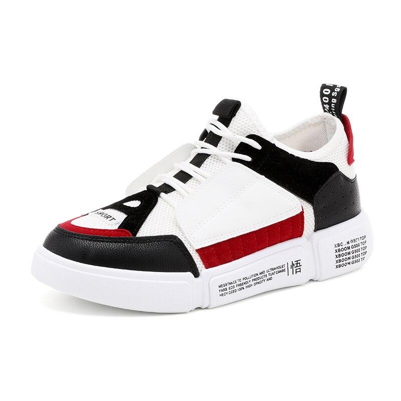 Baskets Caoutchouc Respirant Mesh Automne Colorées Noir bleu Chaussures grey ChaussuresEn blanc Sneakers Vulcanisé Hommes Nouveau De TKc31lFJ