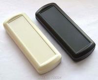 4 unids/lote 160*60*26.5mm BRICOLAJE Caja proyecto electrónico de mano recinto PCB plástico caja de control interruptor de salida caja de conexiones