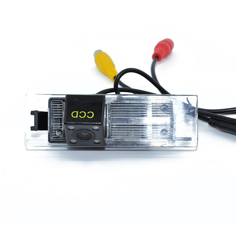 Cámara de visión trasera especial de 4 LED para marcha atrás para - Electrónica del Automóvil - foto 3