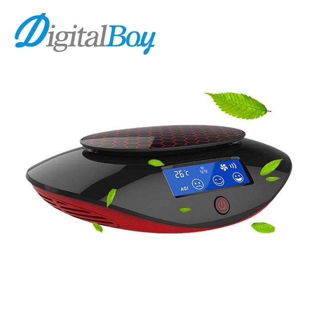 Digitalboy 12 V Auto Luchtreiniger Auto Aromatherapie Zuurstof Bar ...
