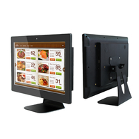 HSD P538, Touch Screen All in One PC with Holder, 1GB+8GB, 14 inch IPS Android 4.4 Quad Core , Support WiFi, SD Card, USB OTG