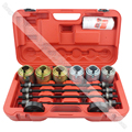 26Pc Press and Pull Sleeve Bush Removal and Installation Tool Kit Bearing Tools&Installation Kit Profssiona Bushing Tool