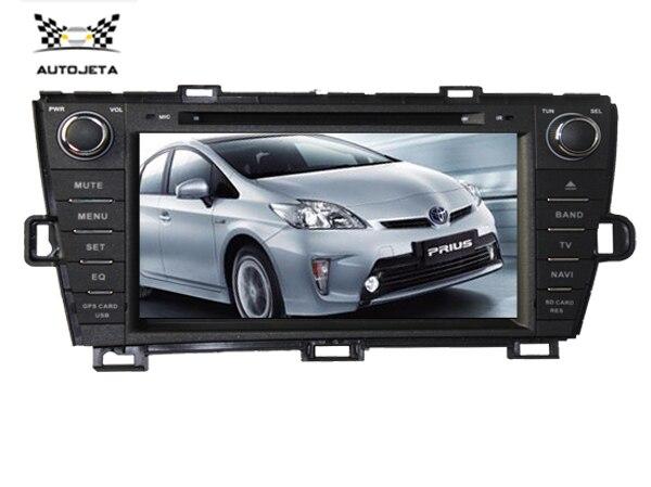 4 UI intereface combinés à UN système 8 LECTEUR DVD de VOITURE POUR Toyota Prius 2009-2013 BLUETOOTH GPS radio tv NAVI Livraison carte caméra