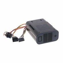 Dc 10 55 v 최대 60a pwm 모터 속도 컨트롤러 0 ~ 100% 조정 가능한 드라이브 스위치 보드