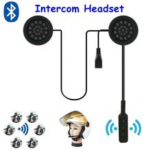 f87e8dd6f90 Motorbike Headphone Speaker Handsfree Motorcycle Helmet Bluetooth Headset  for Music