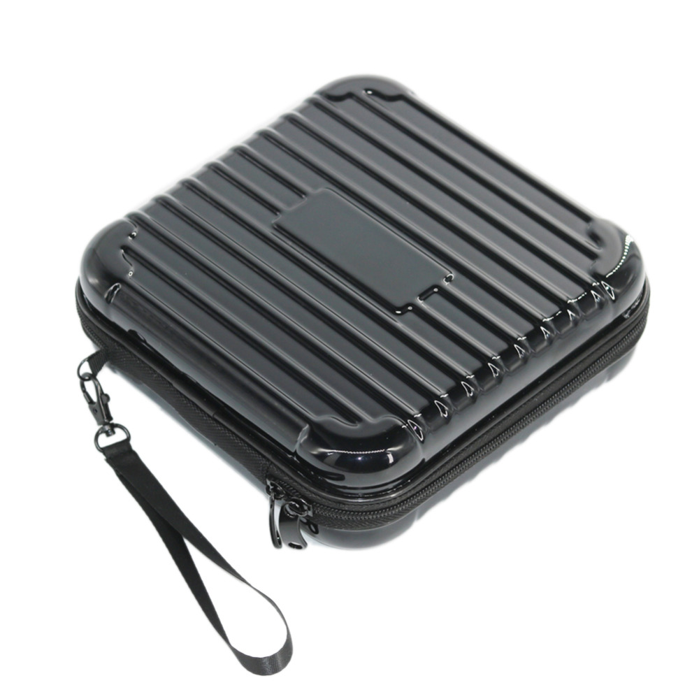 RC Accessory Portable Quadcopter Carry Case Drone & Accessory Storage Bag Box For Parrot Mambo Shockproof Protecting Hard Case spark storage bag portable carrying case storage box for spark drone accessories can put remote control battery and other parts