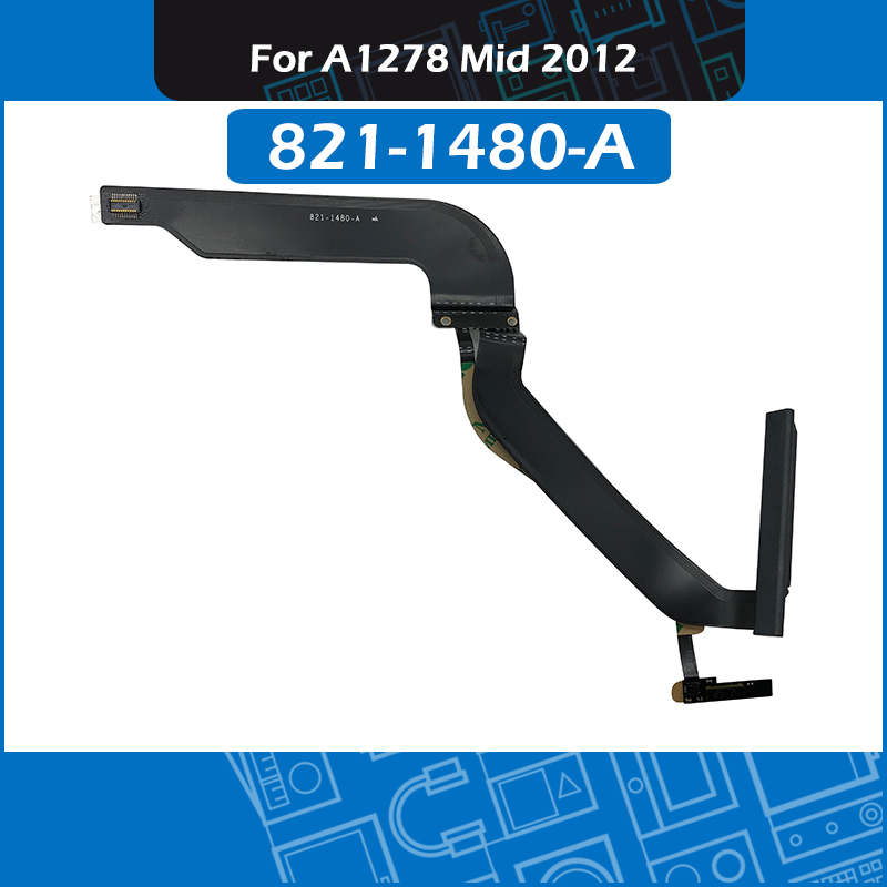 Full New A1278 Hard Drive Flex Cable 821-1480-A For MacBook Pro 13