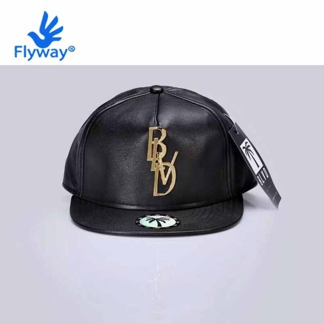 Blvd Supply Original Strapback Baseball Cap Blvd Full Black Leather Hats  Hip Hop Swag Bulls AJ NY Casquette Snapback 481e506a307
