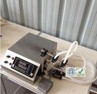 Бесплатная доставка разливочная машина Digital Управление насос 0.5 3500 мл для жидкости, парфюм, вода, сок, эфирное масло с 2 головки