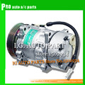 New Sanden 7V16 SD7V16 AC Compressor For Car Peugeot 306 406 806 / For Car Citroen Xantia compressor 9613260680 9640486480 1106