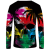 Skull Punk Gothic Funny T Shirts 2