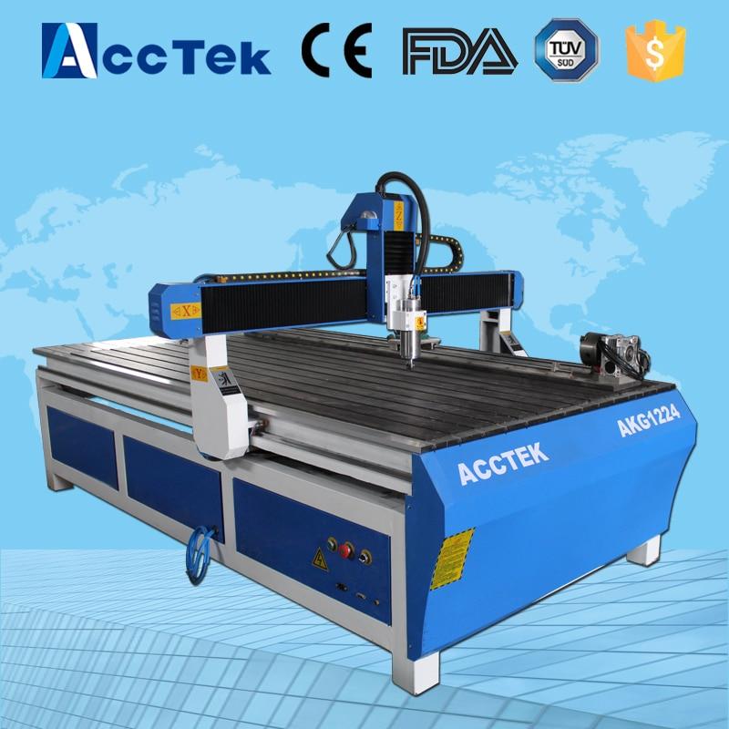 Routeur CNC polyvalent 1224 machine bois pierre métal/5 axes CNC routeur