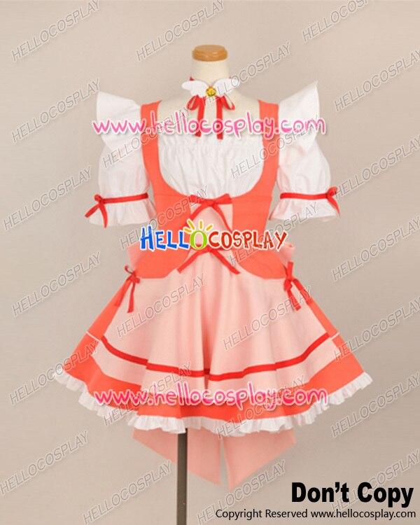 Kimi Ga Nozomu Eien Cosplay Ayu Daikuuji Uniform Dress Costume H008