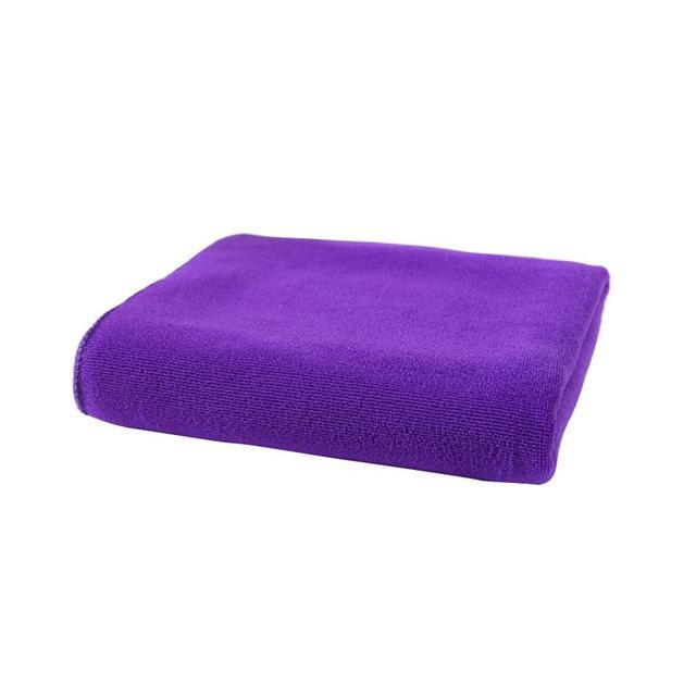 30x70 cm di Acqua Assorbente In Microfibra Asciugamani Panno Per Il Viso Multi-p