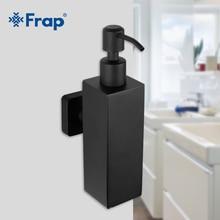 FRAP Stainless Steel Liquied Hand Pump Liquid Soap Dispenser Lotion Detergent Bottle Bathroom Hardware soap saver смеситель frap f520