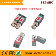 Hottest CCTV Accessories 2pcs CCTV Passive BNC Video Balun to UTP Transceiver Connector for IP Camera