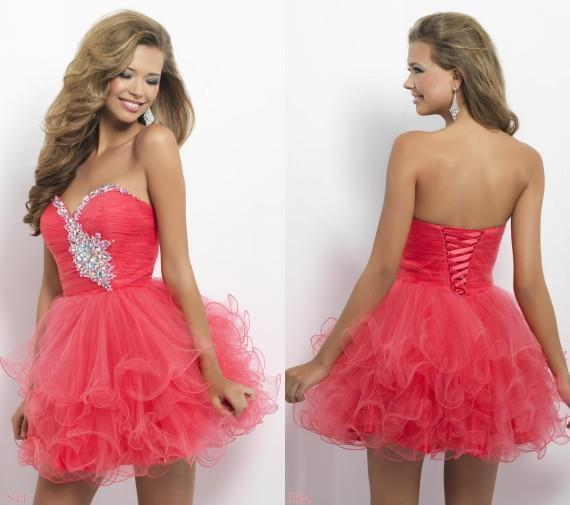 Popularne Kids Homecoming Dresses- kupuj tanie Kids Homecoming ...