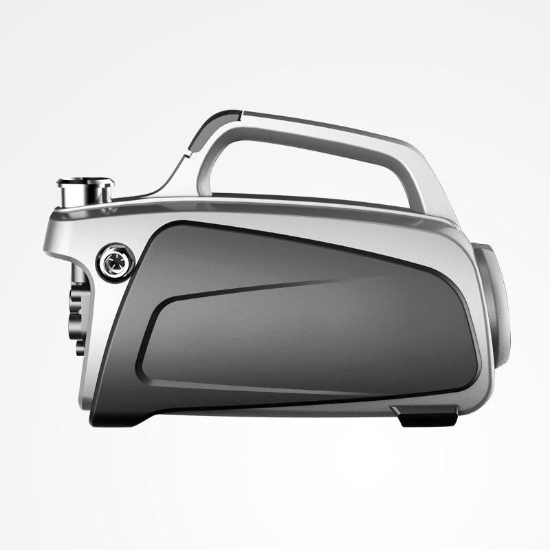 Haute Pression SML2208 100bar 2.3GPM Rondelle De Voiture Ménage 220 v Vélo Électrique nettoyeur Haute Pression avec Moteur à induction