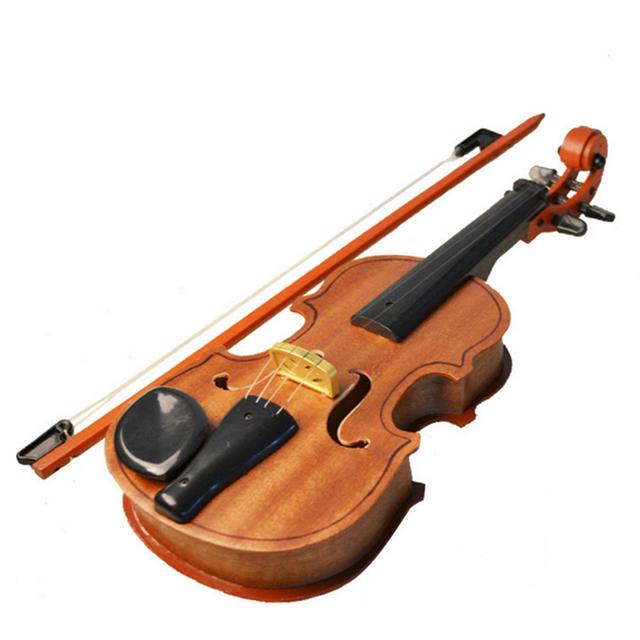Kids Emulational Adjustable Strings Violin