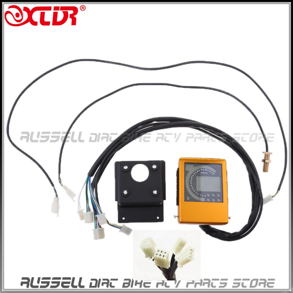small resolution of speedometer meter kits for bashan bs200s 7 egl atv jinling eec 250cc 300cc parts jla