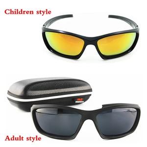 Image 3 - High Quality  Polarized Sunglasses Men Children Baby Boy Girl Driving Sun Glasses  Sunglasses Goggle Woman Men