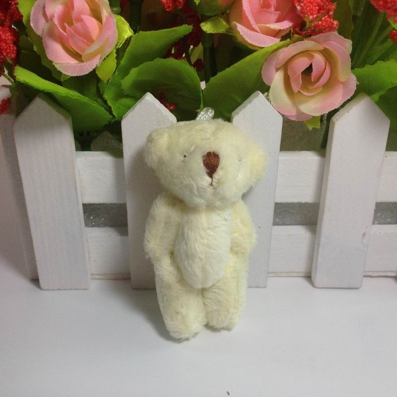 6cm long wool teddy bear (9)
