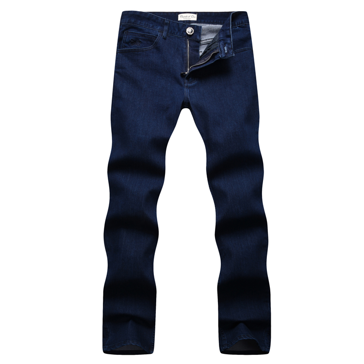 TACE&SHARK Billionaire jean men 2017 autumn new style comfort casual embroidery designed excellent quality trouser free-in Jeans from Men's Clothing    2